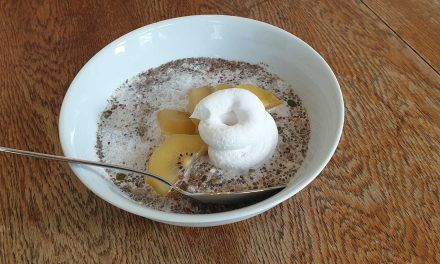 Raw Breakfast Muesli