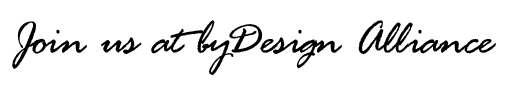 Join us at byDesign Alliance button